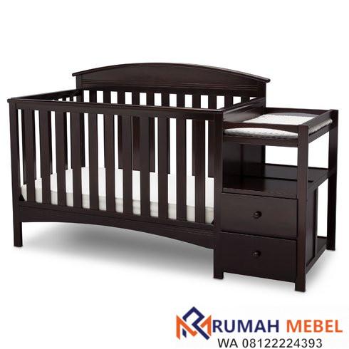 Tempat Tidur Bayi Untuk Bayi Kembar