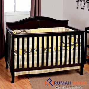 Keranjang Bayi Dari Kayu