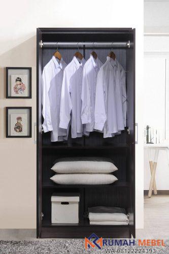 Lemari Pakaian Gantung Satu Pintu