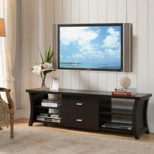 Meja TV Jati Minimalis Modern