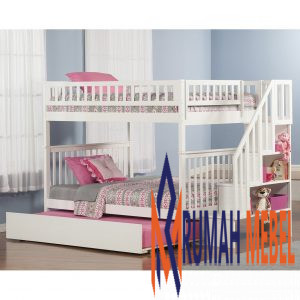 Tempat Tidur Tingkat Untuk Anak Perempuan