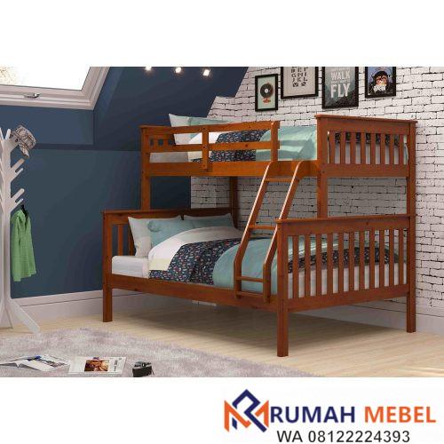Tempat Tidur Tingkat Anak Laki