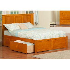 Tempat Tidur Dengan Laci