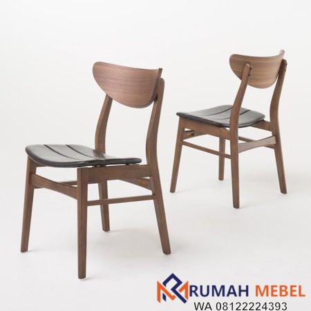 Kursi Kayu Untuk Cafe