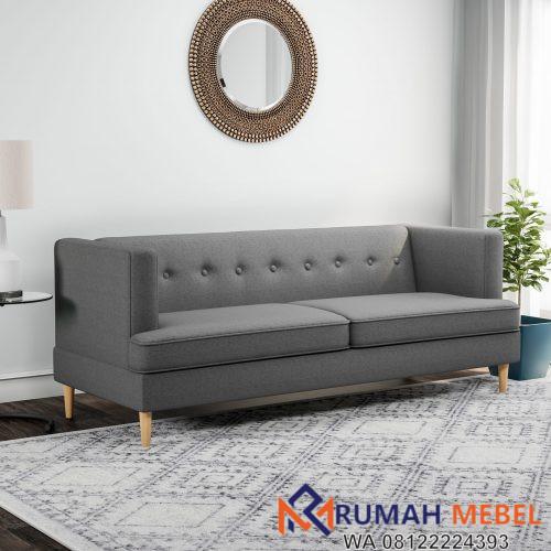 Kursi Sofa Jati Minimalis Harga Murah Rumahmebel Id