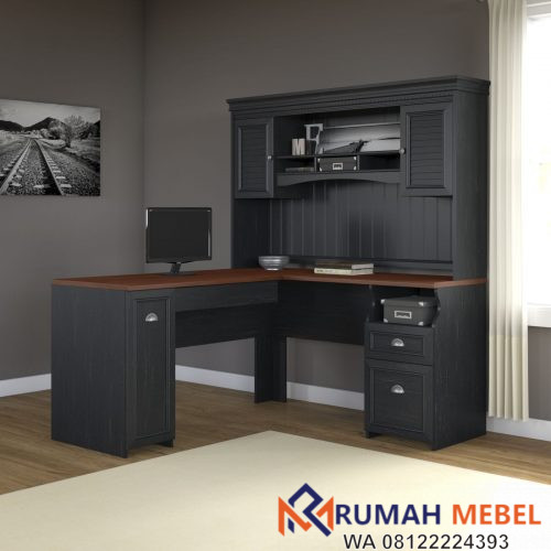 Meja Komputer Kantor Minimalis