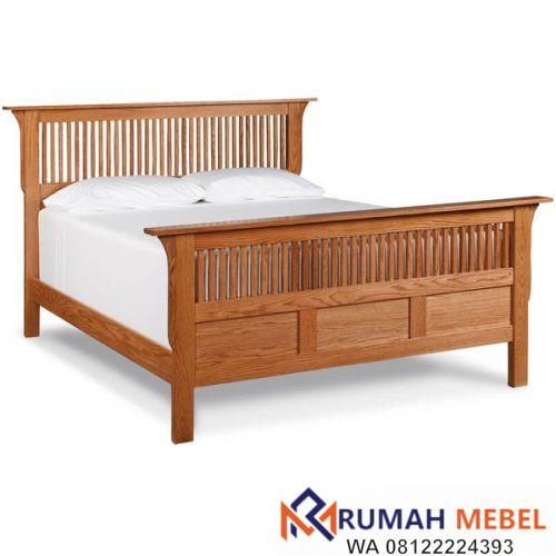 Tempat Tidur Double Bed