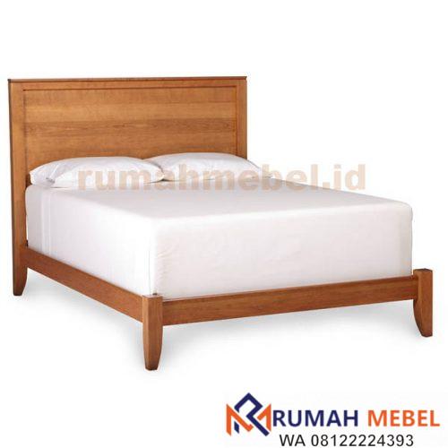 Tempat Tidur Minimalis Kayu