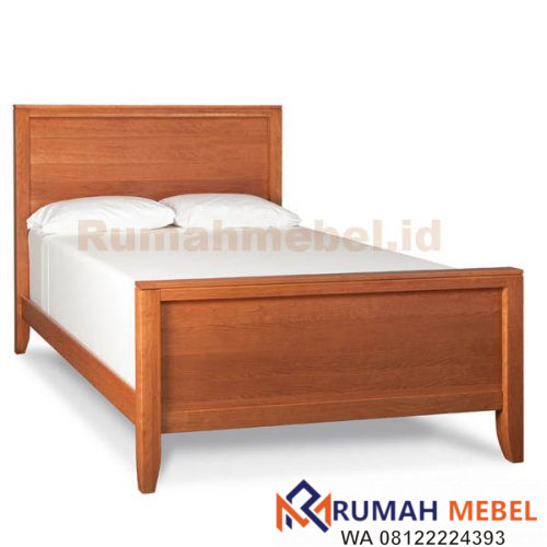 Tempat Tidur No 3 Minimalis