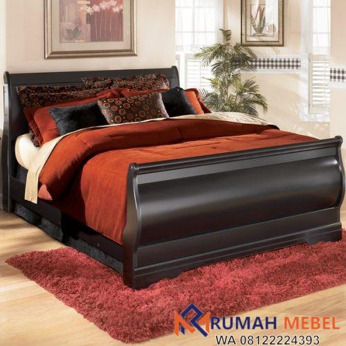 Tempat Tidur Model Baru