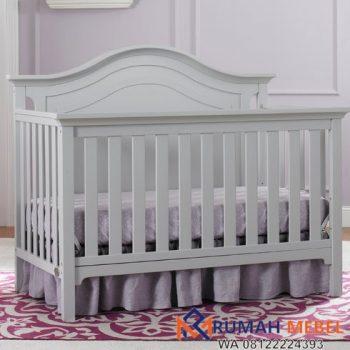 Box Bayi Warna Putih