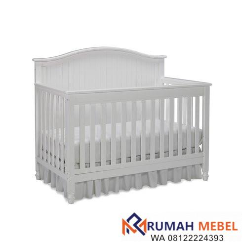 Tempat Tidur Bayi Kelambu