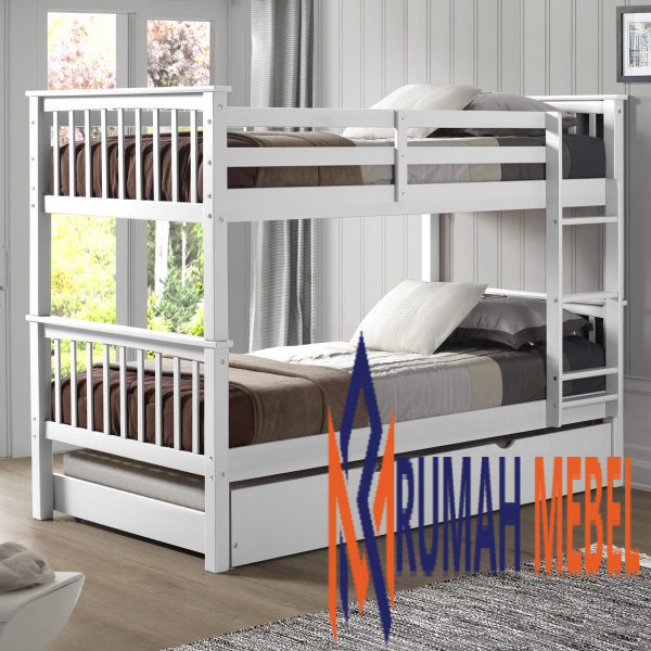 Tempat Tidur Dua Tingkat