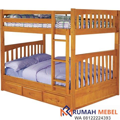 Tempat Tidur 2 Tingkat