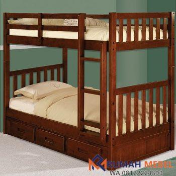 Tempat Tidur 2 Susun