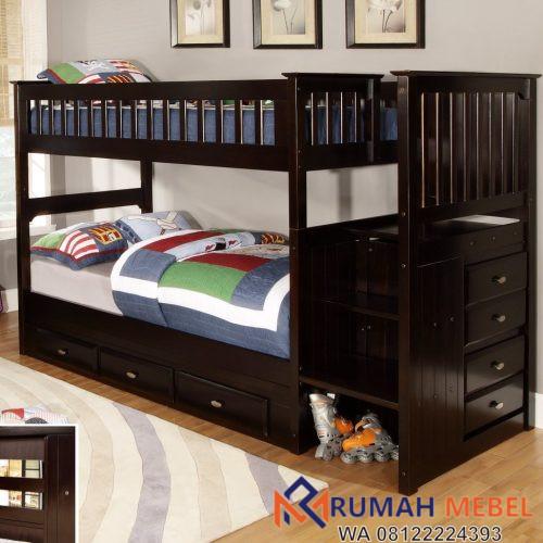 Tempat Tidur Minimalis Tingkat