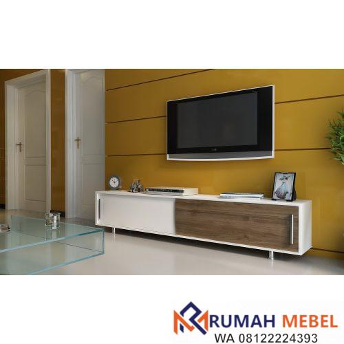 Rak TV Modern Model Minimalis