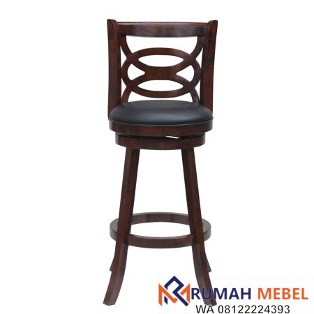 Bar Stool Kayu Modern