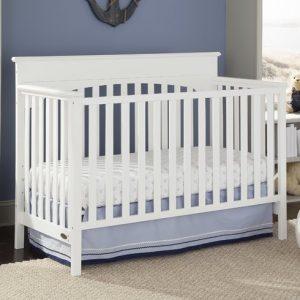 Tempat Tidur Bayi Kembar