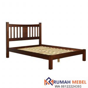 Tempat Tidur Jati Jepara