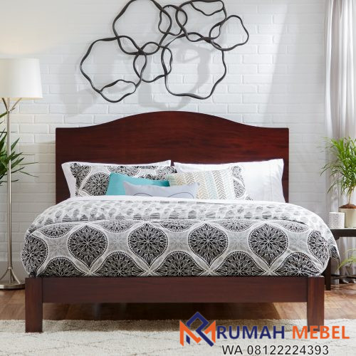 Tempat Tidur Kayu Jepara
