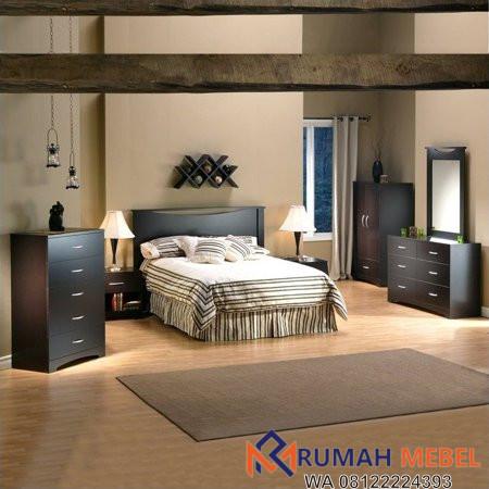 1 Set Kamar Tidur Minimalis