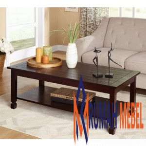 Meja Coffee Table Minimalis