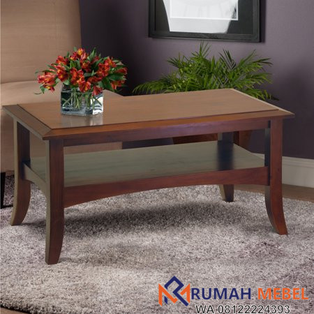 Meja Coffee Table Jati