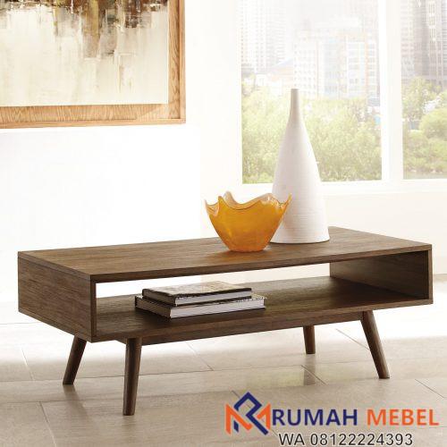 Meja Coffee Table Model Minimalis