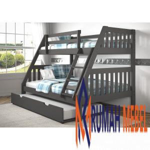 Jual Tempat Tidur Susun 3