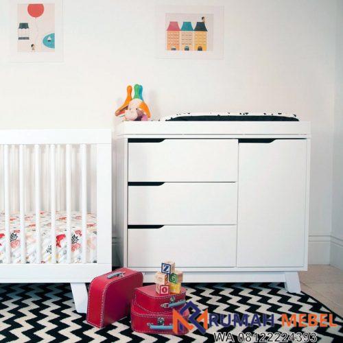 Baby Tafel Murah Warna Putih