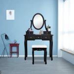Meja Rias Pengantin Warna Putih