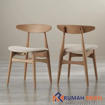 Kursi Cafe Modern Simple