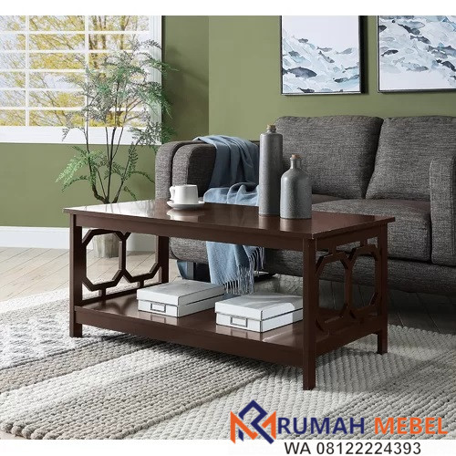 Meja Coffee Table Rebecca Minimalis