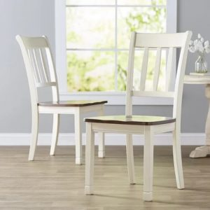 Kursi Makan Cafe Duco Putih Terbaru