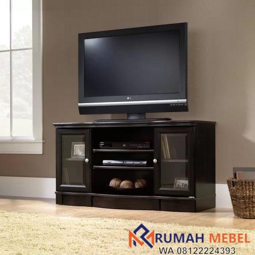 Rak TV Kayu Minimalis Terbaru