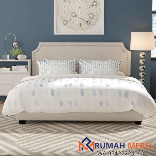 Tempat Tidur Minimalis Dengan Jok