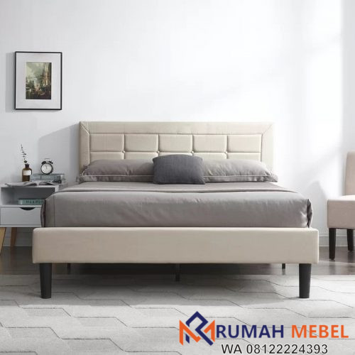 Tempat Tidur Minimalis Chosposi