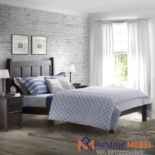 Tempat Tidur Kontemporer