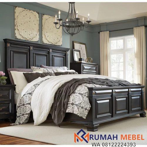 Tempat Tidur Minimalis Modern Mewah