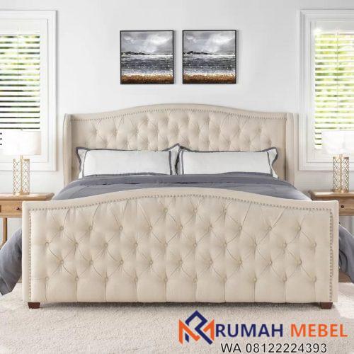 Model Tempat Tidur Minimalis Pengantin Mewah