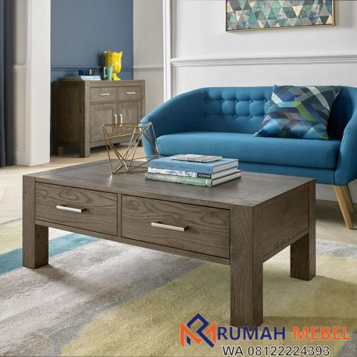 Meja Coffee Table Turin Minimalis