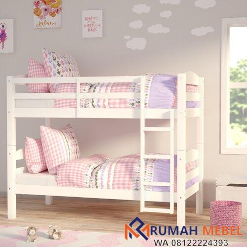 Tempat Tidur Tingkat Minimalis Abby Murah