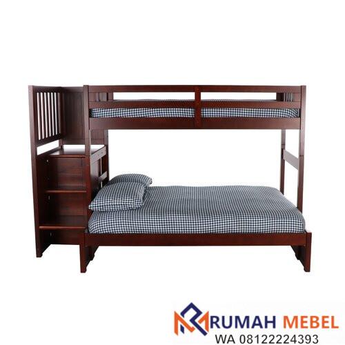 Ranjang Susun Minimalis Twin Bed