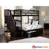 Ranjang Susun Twin Bed With Drawers