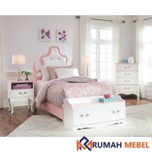 Kamar Set Anak Renninger Pink