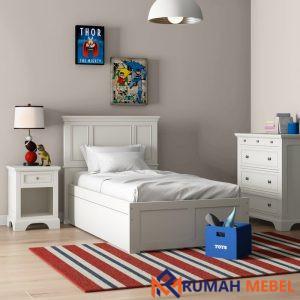 Kamar Set Anak Barnard Minimalis