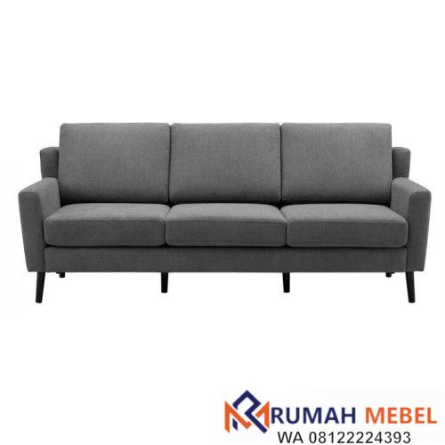 Kursi Sofa Minimalis 3 Seater Square