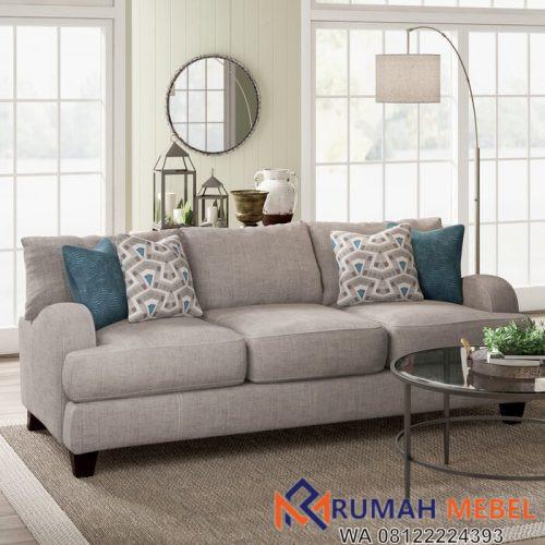 Kursi Tamu Sofa Rosalie 3 Seater