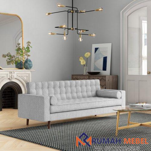 Kursi Sofa Minimalis Terbaru Square